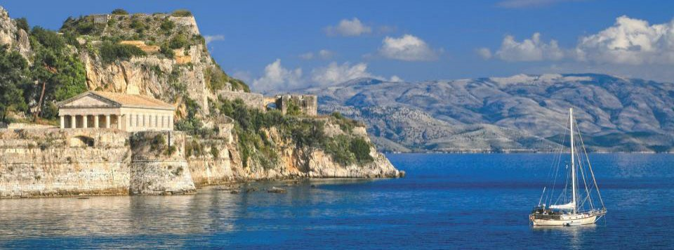 RYA sailing courses from Corfu