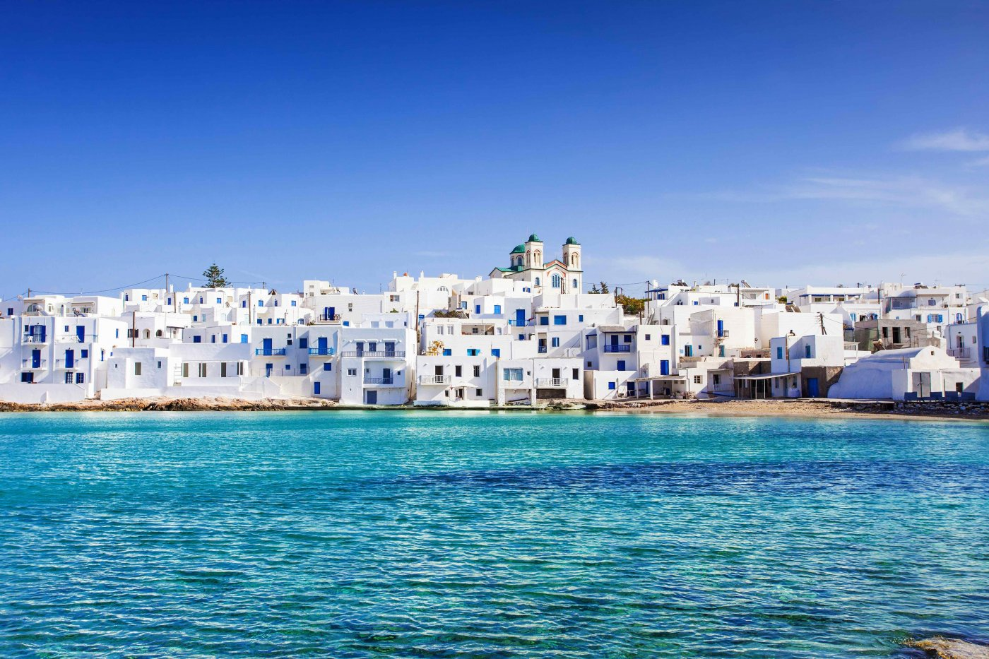 Yacht Hop: the small Cyclades and Mykonos