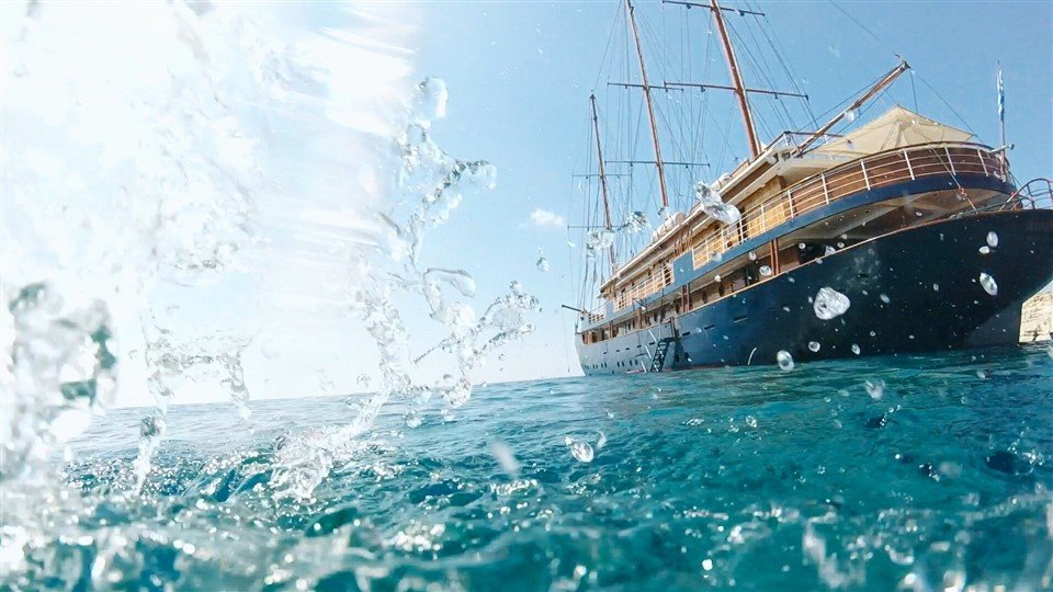 Jewels of the Cyclades cruise